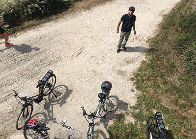 tour-bici-elettricascopri-cagliari-poetto-selfie-2