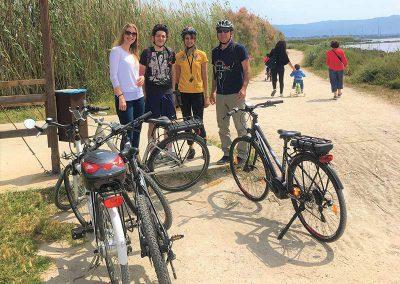 tour-bici-elettricascopri-cagliari-russian-guests
