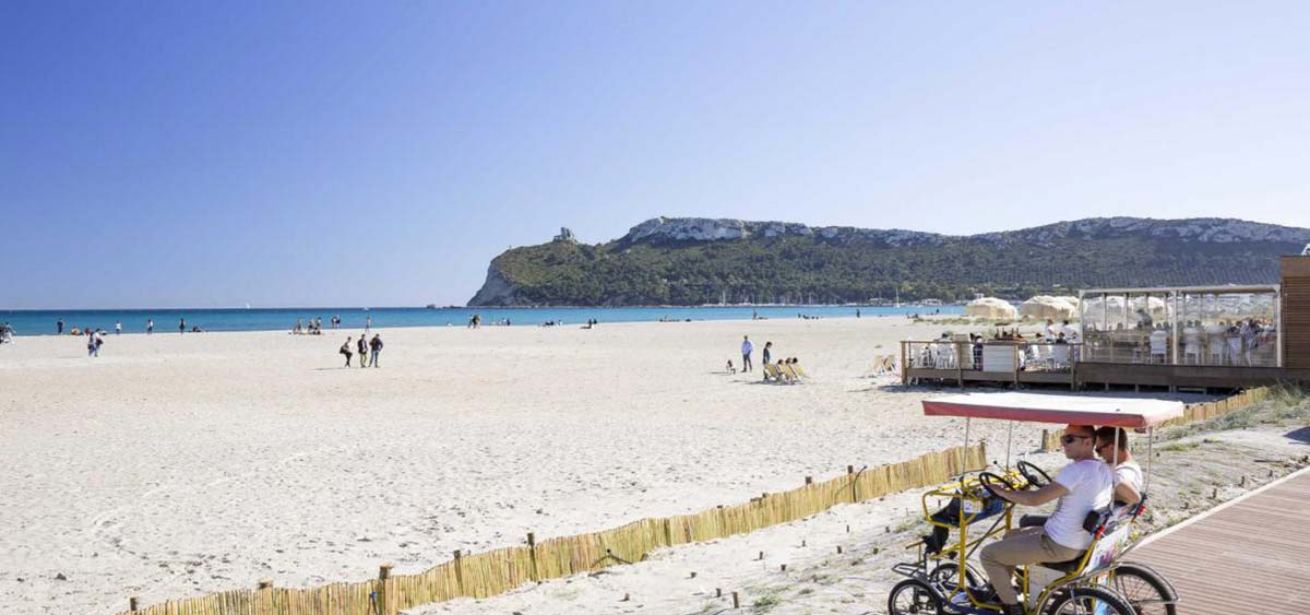 what to see in cagliari Poetto