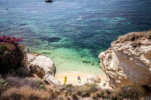 FR - Scopri Cagliari Tours 10 Cape S.Elia et Calamosca