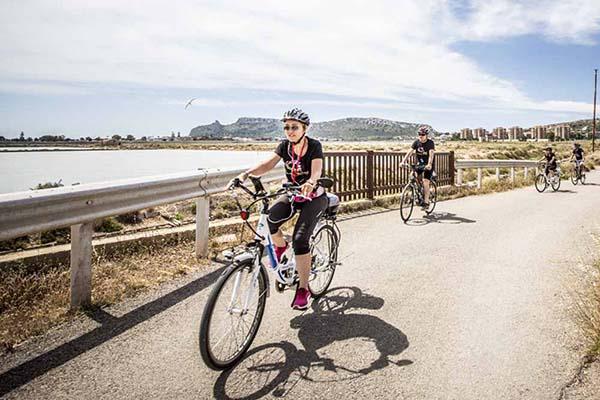 IT - Scopri Cagliari Tour 06 Fenicotteri rosa e Poetto