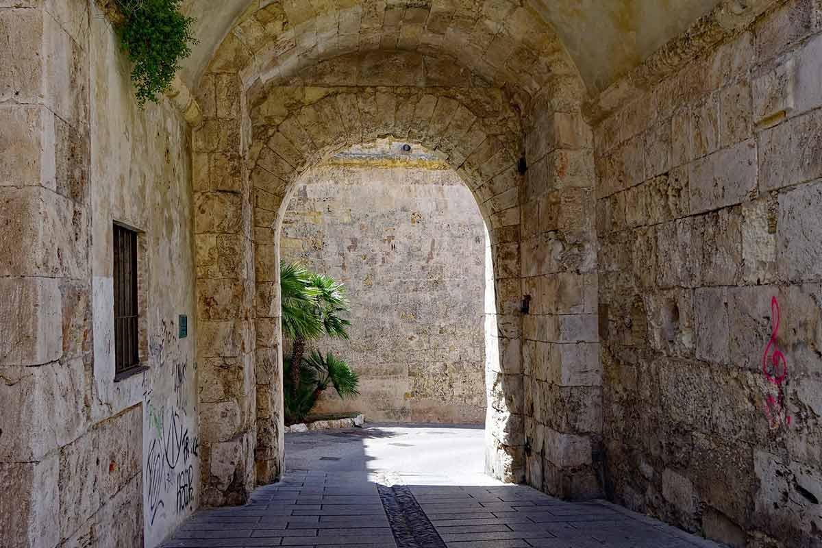 castello and the fortress museum cagliari